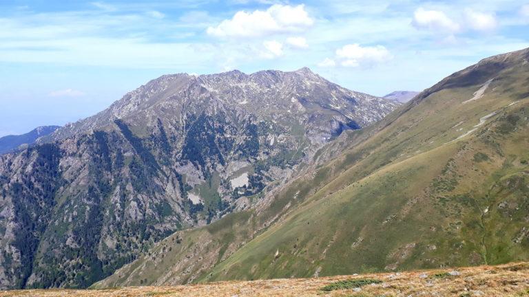 Kalin peak (2665m)