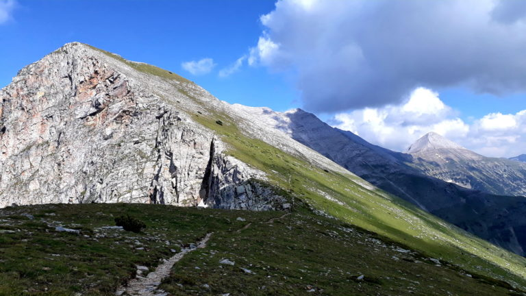 Pirin - the Marble ridge